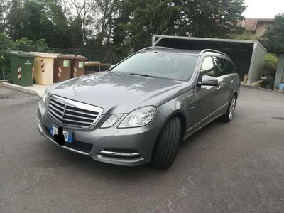 usata Mercedes E350 CDI S.W. BlueEFF. 4MATIC Executive