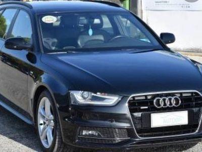 usata Audi A4 4ª serie - 2012 accetto permute