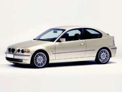usata BMW 318 Compact ti cat Sport Benzina/GPL