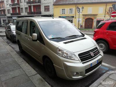 usado Fiat Scudo 2.0 multijet, 165 cv, 8 posti