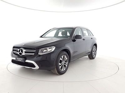 used Mercedes 220 GLC - X253 DieselBusiness 4matic auto