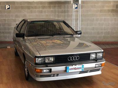 usata Audi Coupé quattro 2.1 turbo