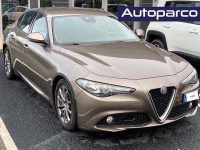 usata Alfa Romeo Giulia 2.2 Turbodiesel 150 CV Super Diesel