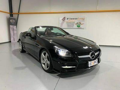 usata Mercedes SLK250 ClasseCDI Blueefficiency Premium