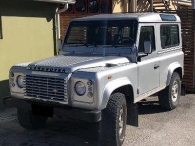 brugt Land Rover Defender 90 2.5 Td5 - 2002