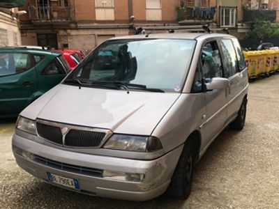 used Lancia Zeta