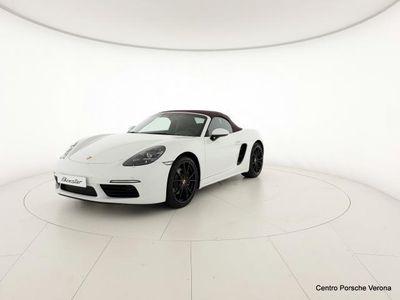 usata Porsche 718 Boxster2.0