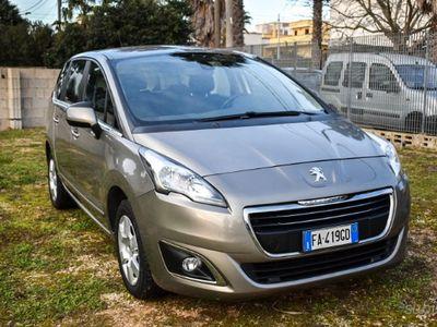 usata Peugeot 5008 1.6 120cv bluehdi - 2015