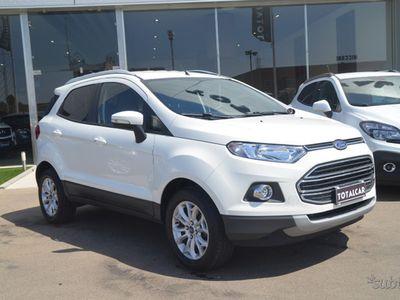 used Ford Ecosport 1,5 dci titanium