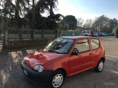 usado Fiat Seicento s benzina 1.0 per neopatentatti