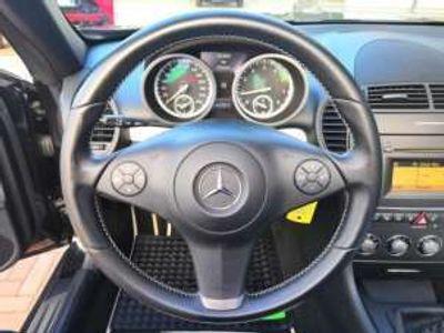 usata Mercedes SLK200 Kompressor cat 2LOOK Edition del 2009 usata a Cuneo