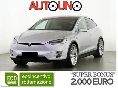 usata Tesla Model X 90D 7 posti
