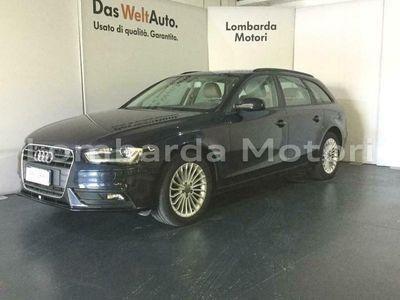 usata Audi A4 Avant 2.0 tdi 150cv