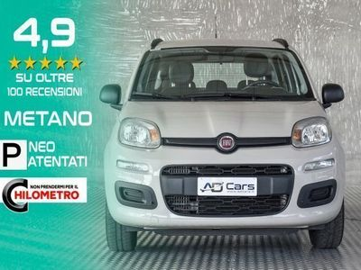 used Fiat Panda 0.9 TwinAir Turbo Natural Power Easy