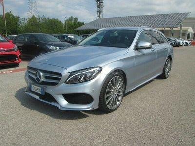 usata Mercedes 220 Classe C SWd (BT) Premium