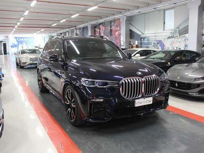usata BMW X7 xDrive40i Kit Aerodinamico M Sport