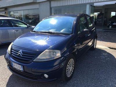 usata Citroën C3 1.4 Exclusive Neopatentato Usato