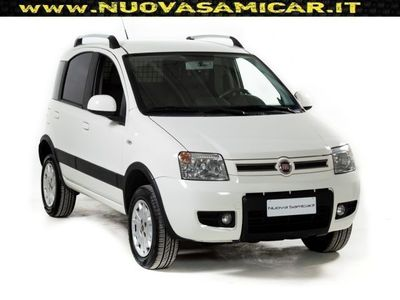usata Fiat Panda 4x4 1.2 CLIMBING VAN 2 POSTI AUTOCARRO