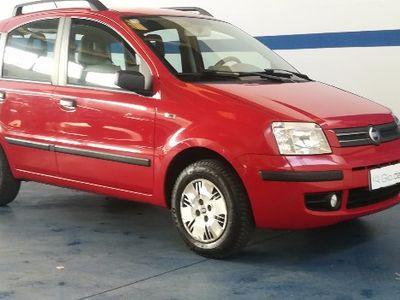 usata Fiat Panda 1.2 dynamic km 123621 euro3-2004