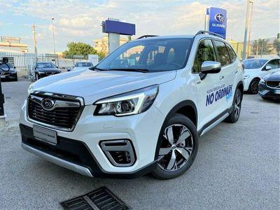usata Subaru Forester 2.0 150 CV AWD Hybrid NAVI e-Boxer AUTOMATICA Pre