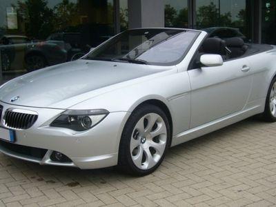 usata BMW 650 Cabriolet i