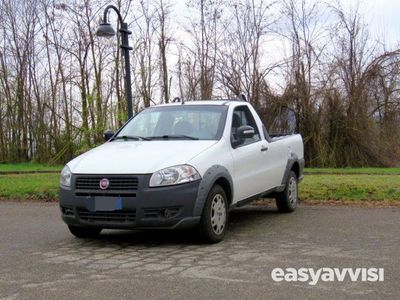 usata Fiat Strada 1.3 MJT 95CV Pick-up DC Working