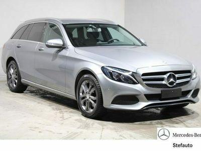 usata Mercedes C300 Hybrid S.W. Auto Sport Navi