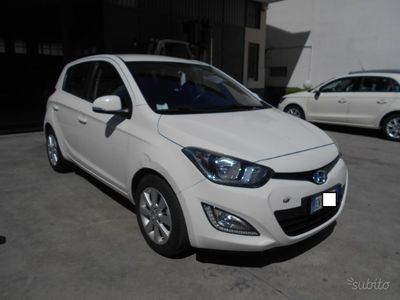 "używany Hyundai i20 1.1 CRDI 75cv - 2012 ""Motore da rivede"
