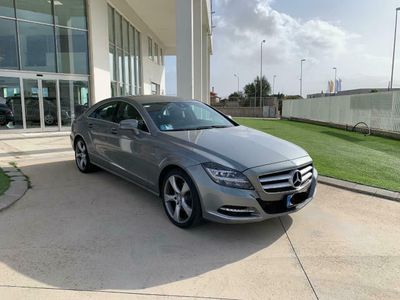 usata Mercedes CLS350 CDI BlueEFFICIENCY