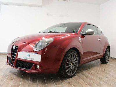 usata Alfa Romeo MiTo 1.4 T 170 CV Multiair Quadrifoglio Verde