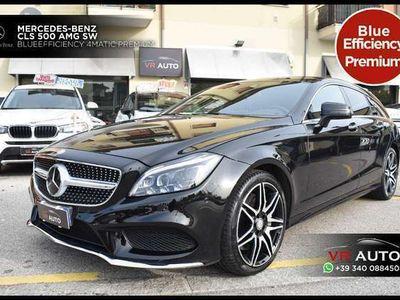 usata Mercedes CLS500 AMG SW BlueEFFICIENCY 4Matic Premium