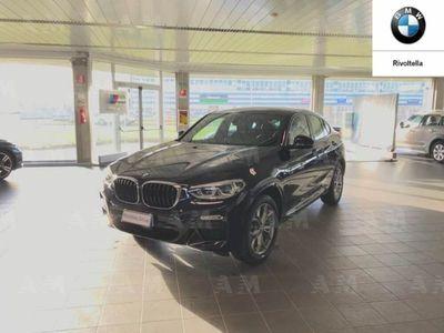 usata BMW X4 ANDERExDrive20d Msport