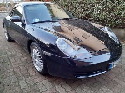 usata Porsche 911 Carrera Cabriolet 996 cat