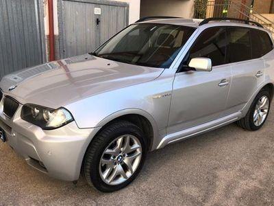 usata BMW X3 2.0d cat Eletta, automatica, navi, pelle, xeno