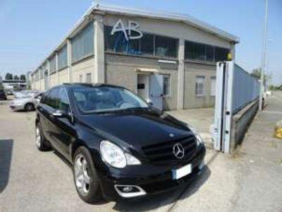 """usata Mercedes R320 cdi cat 4matic sport *tetto*xeno*cerchi 20""""*navi* diesel"""