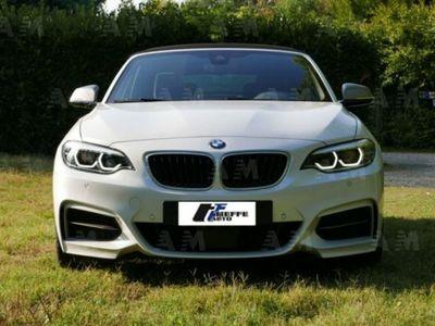 usata BMW M240 M 240i CabrioCabrio