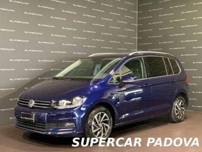usata VW Touran 1.6 TDI 115 CV Join BlueMotion Technology
