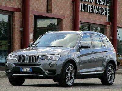 usata BMW X3 xDrive20d xLine AUTO/NAVI/LED/TELECAMERA