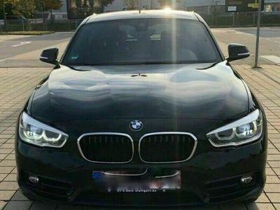 usata BMW 120 d 5p. Advantage, Navi, Led, C. Automatico