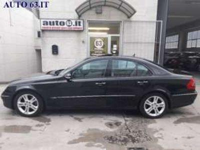 usata Mercedes E320 CDI cat EVO Avantgarde Diesel