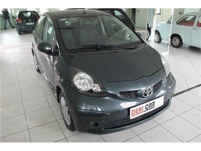 usata Toyota Aygo CAMBIO AUTOMATICO 5porte-SENS PARK