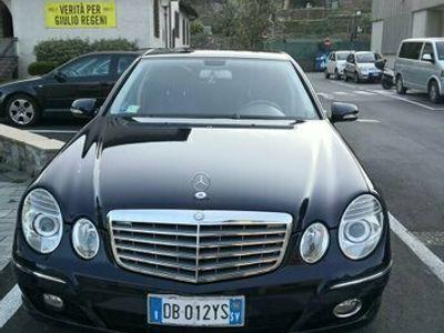 usata Mercedes E220 CDI cat EVO Elegance