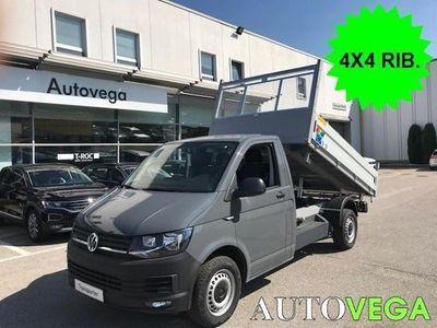 gebraucht VW Transporter 4X4 RIBALTABILE IN ALLUMINIO 2.0 TDI 150 CV rif. 9828061