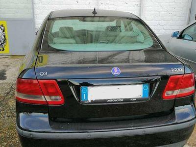 usata Saab 9-3 Sport Sedan 2.2 TiD Linear
