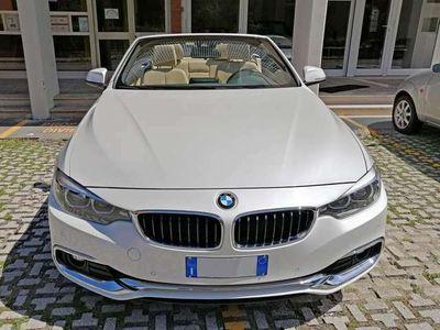 usata BMW 420 Serie 4 Cabrio(F33) Cabrio Luxury Aut-Navi-Pelle