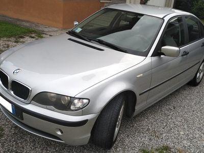 usata BMW 318 i E46 metano