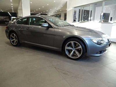 usata BMW 635 Serie 6 d cat (2007/09->2010/12)