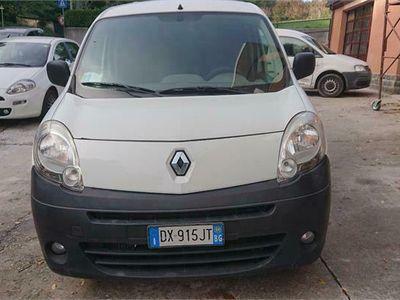 usata Renault Kangoo Autocarro 1.5 Diesel Con Clima Tenuto Bene