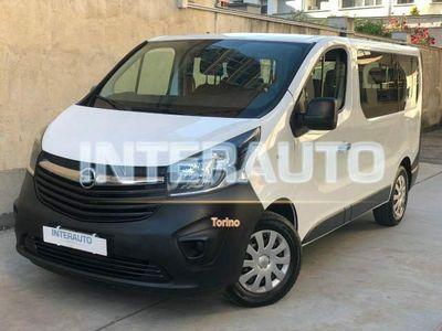 used Opel Vivaro 29 1.6 BiTurbo ECOFLEX 125 CV *9 POSTI* EURO6