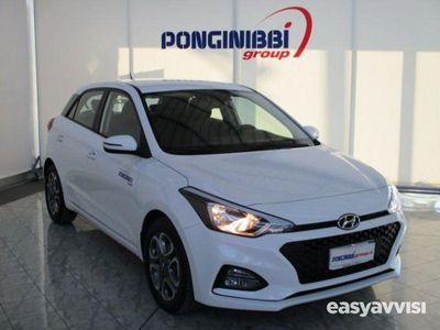 używany Hyundai i20 1.0 t-gdi 5 porte turbo edition benzina